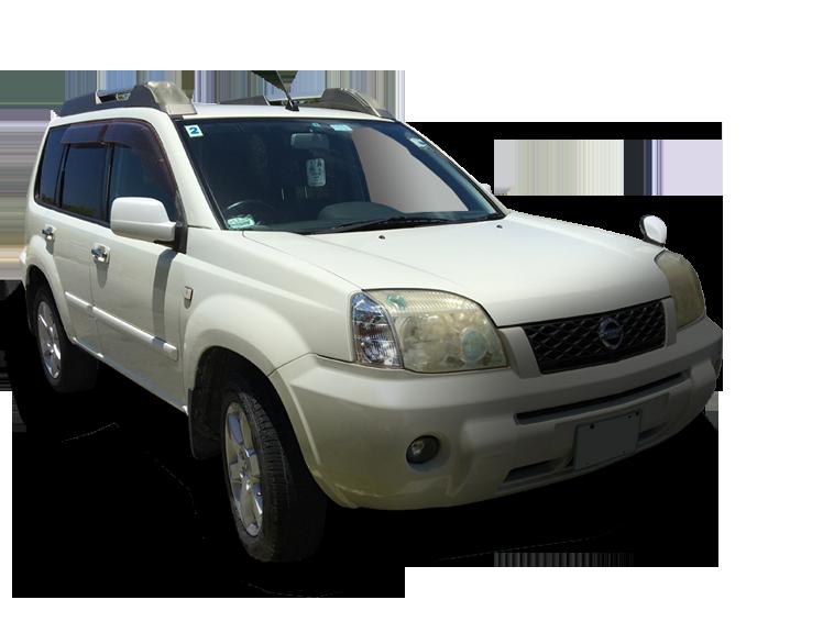 Nissan X-Trail White