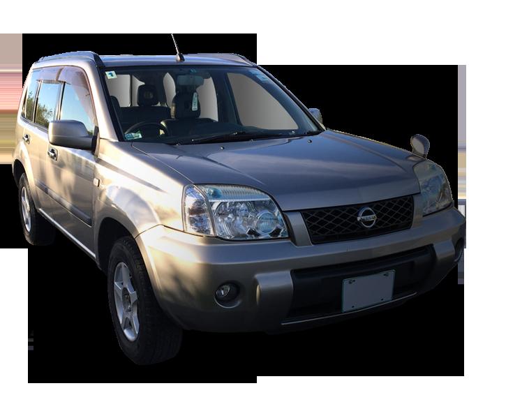 Nissan X-Trail Silver